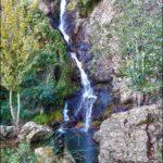 Cascada de los Chorros de Santa Ana La Real