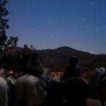 Paseos a caballo bajo la luna llena y taller de estrellas